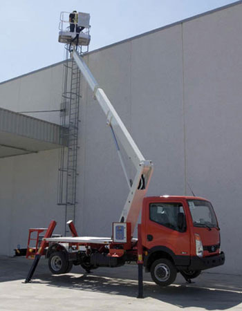Ecotruck B-Lift 150 HY