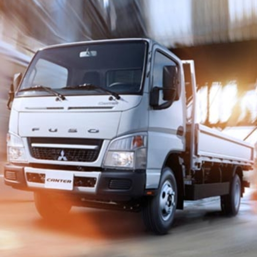 Fuso canter