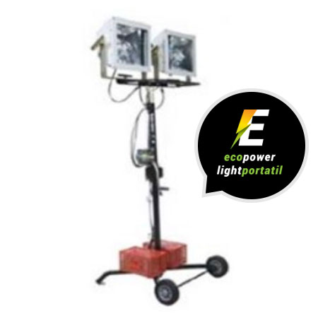 EcoPower Light Portatil Magnum